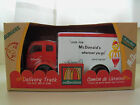 ERTL COLLECTIBLES McDONALDS 1949 WHITE 3000 DELIVERY TRUCK DIECAST BANK