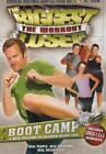 THE BIGGEST LOSER THE WORKOUT BOOT CAMP DVD NEW SEALED BOB HARPER EXERCISE