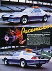 1982 Chevrolet Camaro Z28 Indy Pace Car Review Report Print Article J932
