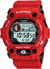 Mens Watch Casio G-Shock Red Plastic Resin G-Shock G7900A-4