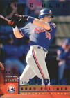 1998 EXPOS Leaf Rookies and Stars True Blue 194 Brad Fullmer 500