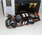 2007 Denny Hamlin 11 FedEx Express 1 24 Scale Autographed Elite Diecast