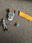Vintage The Real Ghostbusters Air Sickness Haunted Vehicles Complete