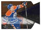 15 16 Upper Deck Full Force Goooal Die Cut #CM Connor McDavid Autograph Insert