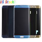 LCD Display Touch Screen Digitizer Assembly Fr Samsung Galaxy S6 S7 Edge S8 Plus