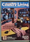 VINTAGE COUNTRY LIVING MAGAZINE  OCTOBER 1984 BACK ISSUE ~FARMHOUSE READING