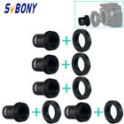 """5*New 1.25""""Metal Bracket+Mount Adapter T-Ring M42x0.75mm T for Cameras Telescope"""