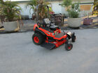 Kubota ZD 326 Diesel 60 side discharge Comercial Rotary Mower