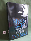ED GORMAN SHADOW GAMES AND OTHER SINISTER STORIES OF SHOW BUSINESS SIGNED 1ST