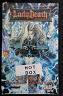 LADY DEATH IV WICKED WAYS TRADING CARDS HOT BOX KROME PRODUCTION SEALED RARE NEW