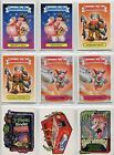 Garbage Pail Kids 2017 Wacky Packages 9 Card Philly Non-Sport Show Set