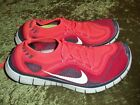 Mens Nike Free 50 Flyknit running shoes sneakers size 11
