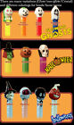 PEZ - Halloween Series - Choose Character from Menu- Use for Crafts