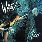 Vices by WAYSTED (CD/SEALED - Cherry Red 2015) Pete Way/UFO/80s MELODIC HARDROCK