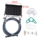 Aluminum Engine Oil Cooler Kit Radiator 125cc 140 150cc PIT PRO Trail Dirt Bike