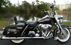 2007 Harley Davidson Touring 2007 HARLEY ROAD KING CLASSIC RINEHART TRUE DUALS LOW MILES WORLDWIDE SHIPPING