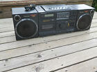 Vintage Panasonic RX-DS660 Portable Stereo Boombox Ghettoblaster Air Suspension