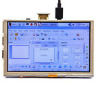 5 inch HDMI Touch Screen TFT LCD Panel Module Shield 800X480 For Raspberry Pi 3