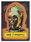 1978 Topps Star Wars Series 5 Trading Cards 10
