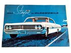 1962 Oldsmobile Starfire Coupe and Convertible Original Car Sales Brochure
