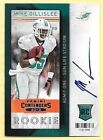 2013 Panini Contenders Football Rookie Ticket Autographs Short Prints 11