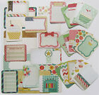 PROJECT LIFE CRATE PAPER PARTY DAY Journal Cards 30 double sided cards