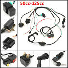New 50cc 125cc CDI PIT Wire Harness Stator Assembly Wiring ATV Electric Quad Kit