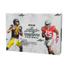 2016 Leaf Trinity Hobby Football Box