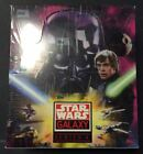 2008 TOPPS STAR WARS GALAXY SERIES 4 FACTORY SEALED BOX 24 PACKS 7 CARDS