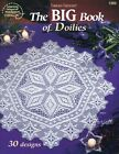 The Big Book of Doilies 30 Doily Toppers Designs crochet pattern book RARE