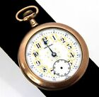 Imperial Swiss Copper Pocket Watch--Parts/Repair AS1178