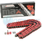 Red O-ring Drive Chain For For 2003-2017 2016 2015 2014 13 Honda CRF230F