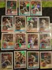 15 Card lot 2018 Topps Chrome Silver Pack 1983 Refractor Harper Ichiro Boggs