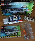 LEGO Ghostbusters Ecto 1 21108 100 Complete W BOX  INSTRUCTIONS AMAZING