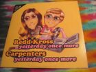 CARPENTERS / RED KROSS - YESTERDAY ONCE MORE - UK CD SINGLE ------- K @ @ L