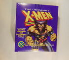 1992 THE UNCANNY X-MEN TRADING CARD UNOPEN BOX FACTORY SEALED