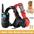 Shock Collar for Small Medium Dogs + FREE Training Remote 4 Modes Dog Training