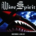 Bombs Away by WINE SPIRIT (CD/SEALED - Perris Records 2010) Hard Rock
