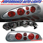 Set of Pair Chrome Taillights for 1993 2002 Chevrolet Camaro