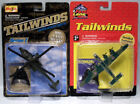 MOC MAISTO AH 64A APACHE HELICOPTER FAST LANE B 24D LIBERATOR BOMBER DIE CAST