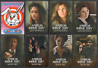 PROMO CARDS: AMERICAN HORROR STORY PREV 1 Breygent 7 DIFFERENT + EXCLUSIVE CARD