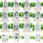 DIY Transparent Silicone Clear Stamp Cling Seal Scrapbook Embossing Album Decor