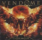 Close to the Sun by PLACE VENDOME (CD/SEALED - Frontiers Records 2017) HARD ROCK