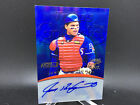 2001 Topps Gold Label Topps Fusion Ivan Rodriguez On Card Auto Rangers