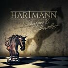 Shadows & Silhouettes by HARTMANN (CD/SEALED - Pride & Joy Music 2016) MELODIC