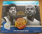 Fleer Retro Basketball Hobby Box 2013 14 NBA Sealed