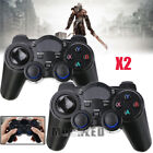 2 x Universal 24G Wireless Game Controller Gamepad for Android TV Box Tablets