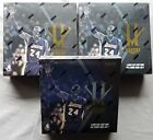 3 x 2016 Panini NBA Kobe Bryant Hero Villain Basketball Card Box Set