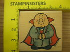 Rubber Stamp Dracula by Stampassions Halloween Man Costume Stampinsisters 2018