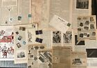ViNtaGe Paper EphEmeRa Inspirations lots for Journals Mixed Media Collage